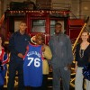 Painting the Town with the 76ers!