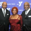 Michele recognized by the Harlem YMCA as a 'Black Acheiver in the Industry'